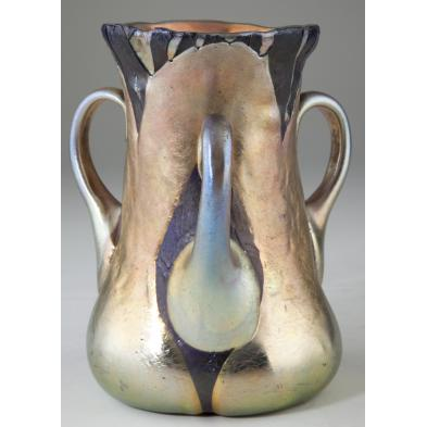 tiffany-co-favrile-glass-three-handled-vase