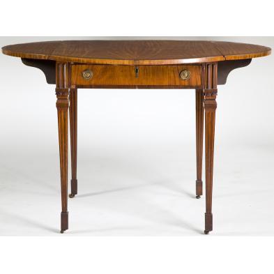 important-english-sheraton-pembroke-table