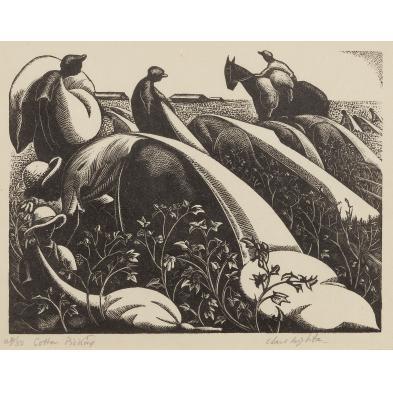 clare-leighton-1898-1989-cotton-picking
