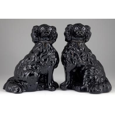 redware-staffordshire-spaniels-with-black-glaze