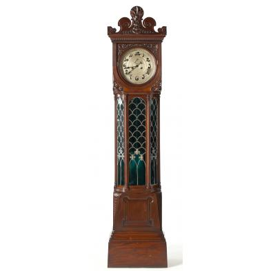 tiffany-co-makers-tall-case-clock