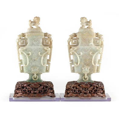 pair-of-jade-urns
