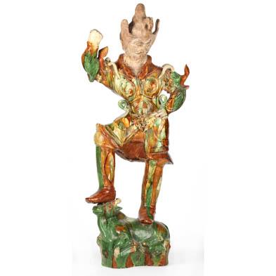 sancai-glazed-figure-of-a-lokapala