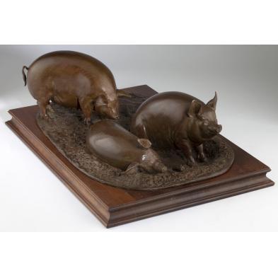 andr-harvey-de-b-1941-pigs