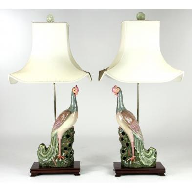 pair-of-chinese-export-porcelain-lamps