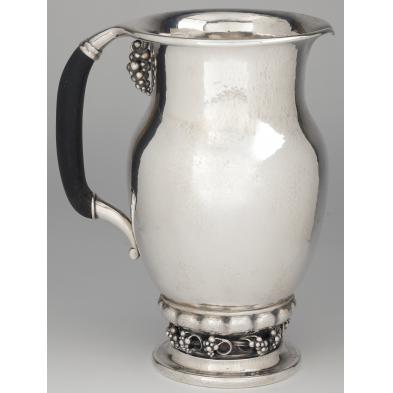 georg-jensen-sterling-silver-grape-pitcher