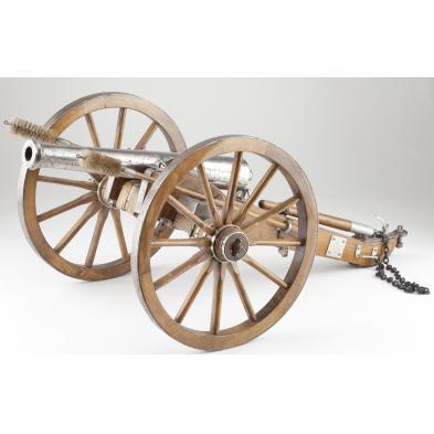 1-4-scale-black-powder-civil-war-12-pounder-cannon