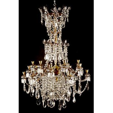 fine-ormolu-cut-glass-chandelier-19th-century