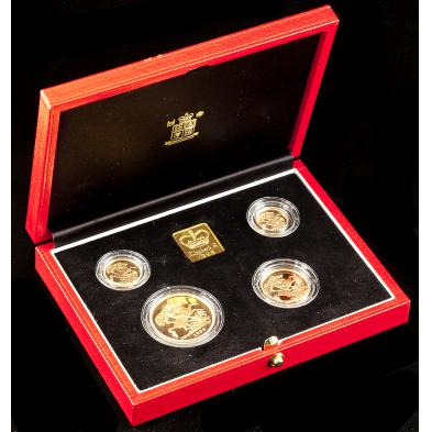 1998-uk-gold-proof-sovereign-four-coin-collection