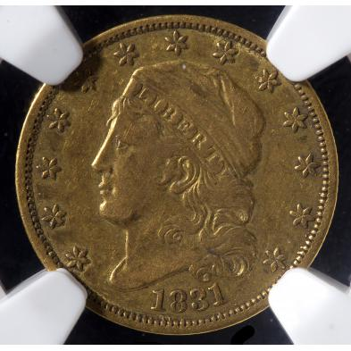 rare-1831-capped-head-2-50-gold-coin