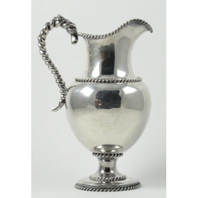 american-coin-silver-water-pitcher