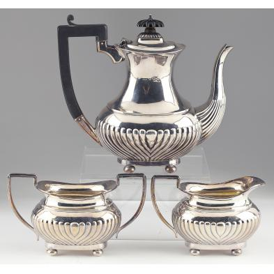 george-v-silver-tea-set