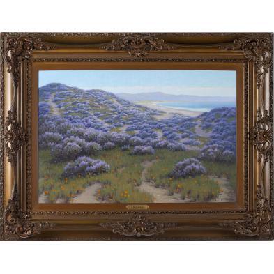 john-gamble-am-1863-1957-lupine-in-california