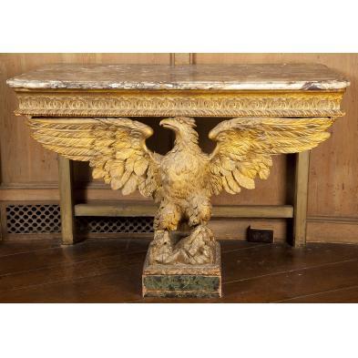 napoleonic-gilt-wood-eagle-console-table
