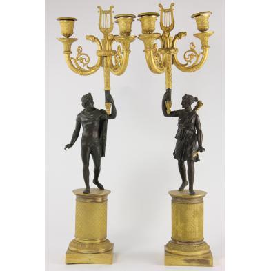 pair-of-french-empire-gilt-bronze-candelabra