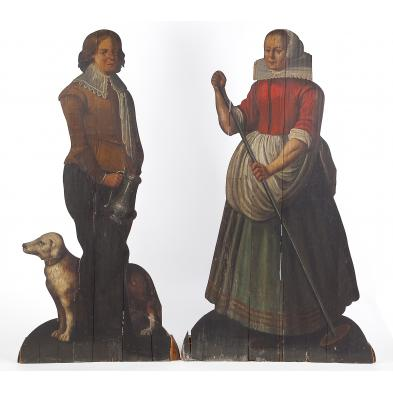 pair-of-english-figural-dummy-boards