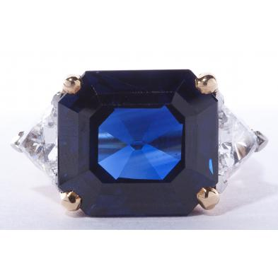 important-sapphire-and-diamond-ring