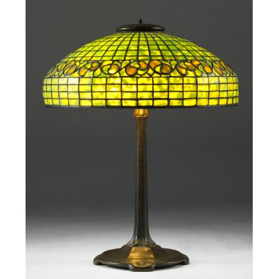 tiffany-studios-lemon-leaf-table-lamp