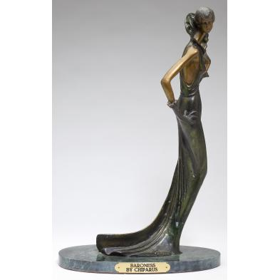 baroness-art-deco-style-bronze-after-chiparus