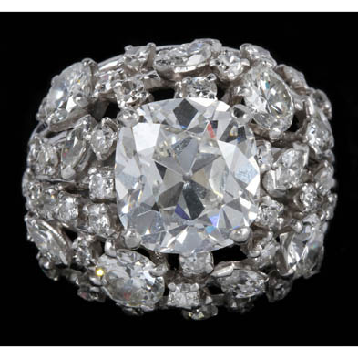 platinum-diamond-ring