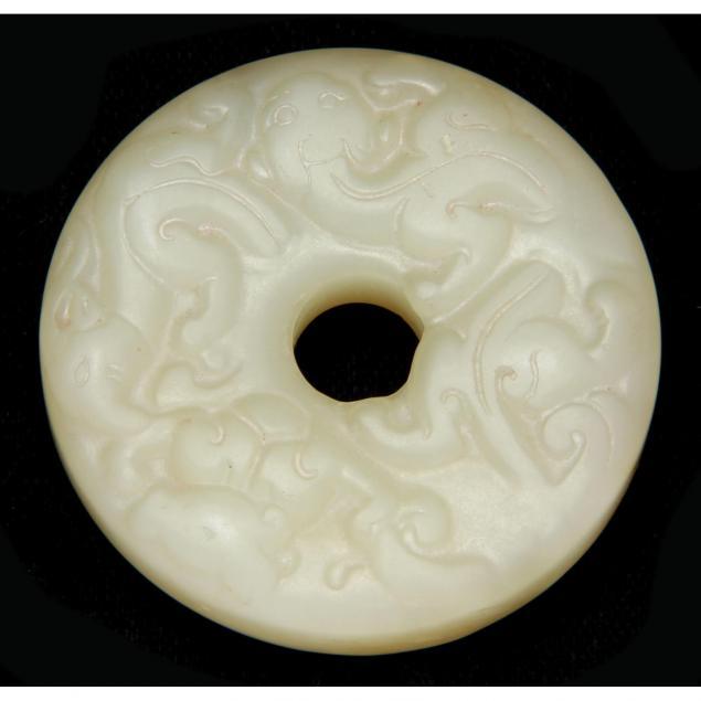 chinese-white-jade-bi-disc