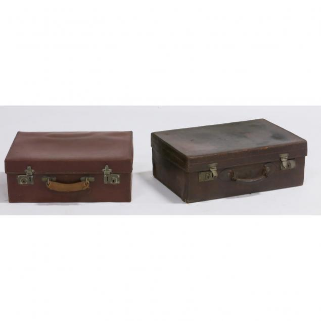 two-vintage-briefcases