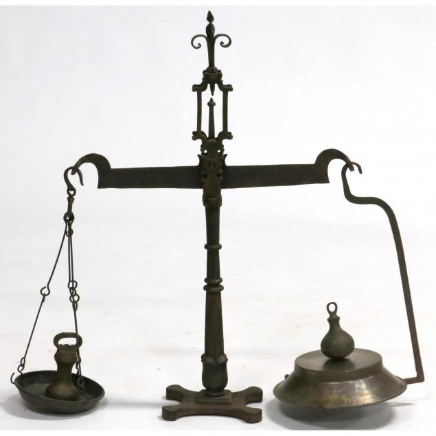 antique-country-store-scale-w-small-weight