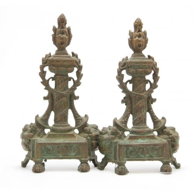 two-pair-of-andiron-faces