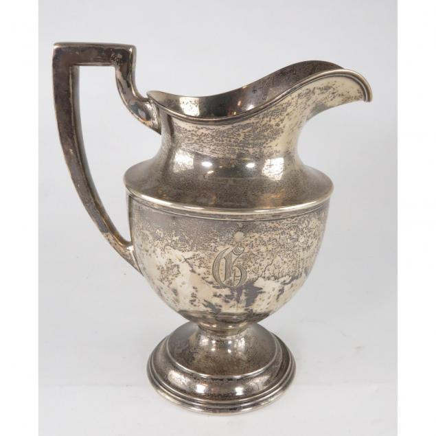 sterling-silver-water-pitcher