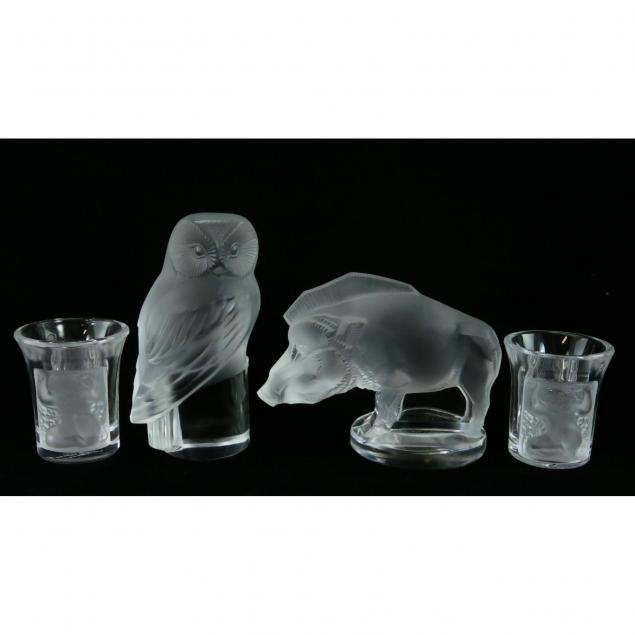 group-of-lalique-crystal