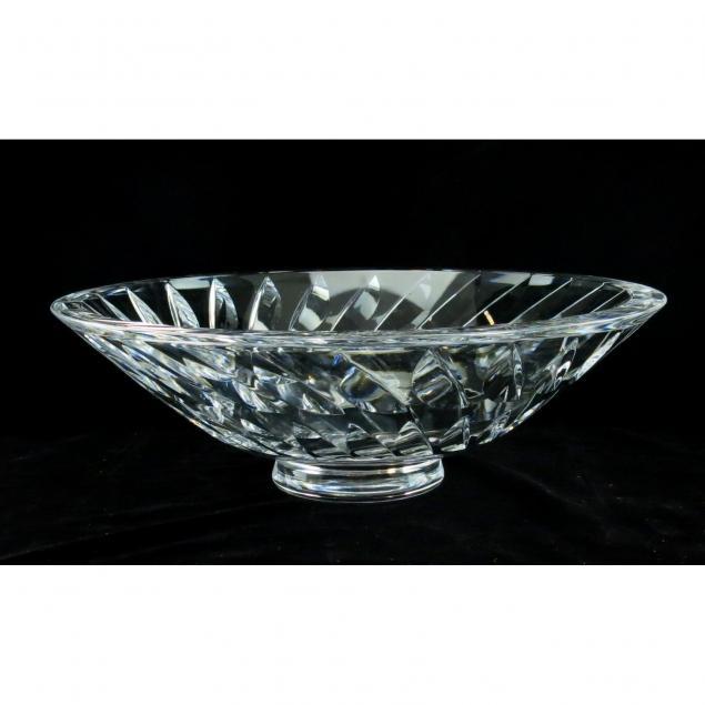 orrefors-crystal-center-bowl
