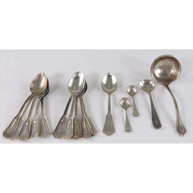 group-of-american-sterling-silver