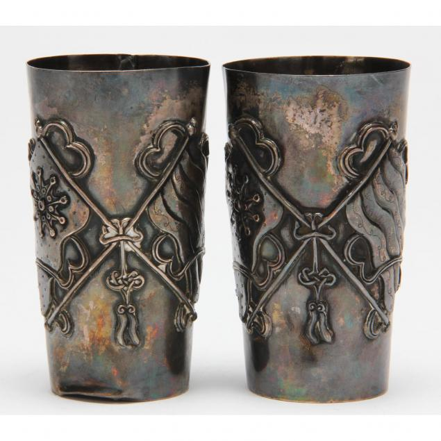 pair-of-chinese-export-silver-cups
