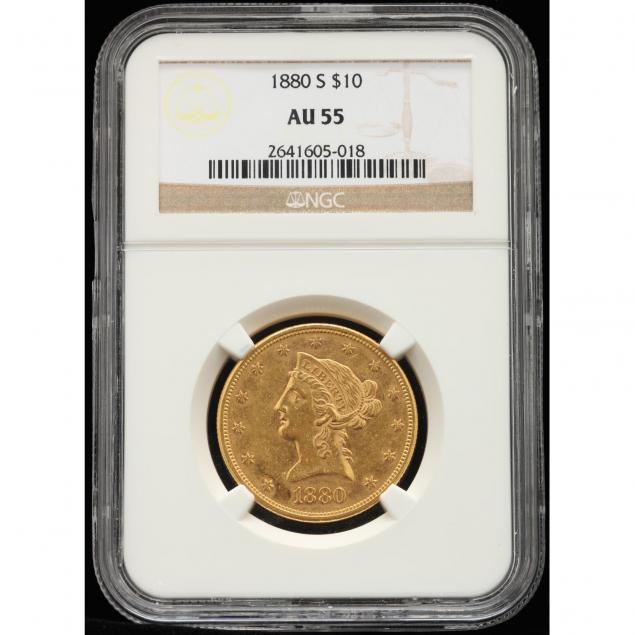 1880-s-10-gold-liberty-head-eagle