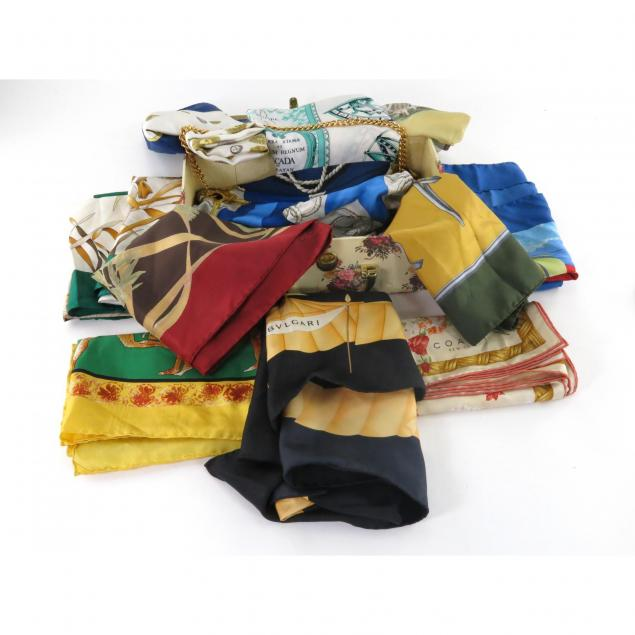 group-of-eleven-fashion-scarves