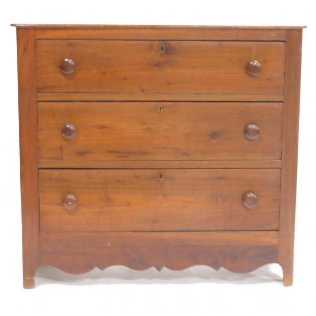 diminutive-walnut-victorian-chest-of-drawers