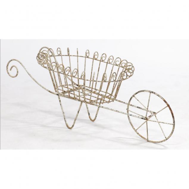 iron-wheelbarrow-style-planter