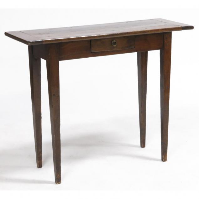 english-oak-one-drawer-sofa-table