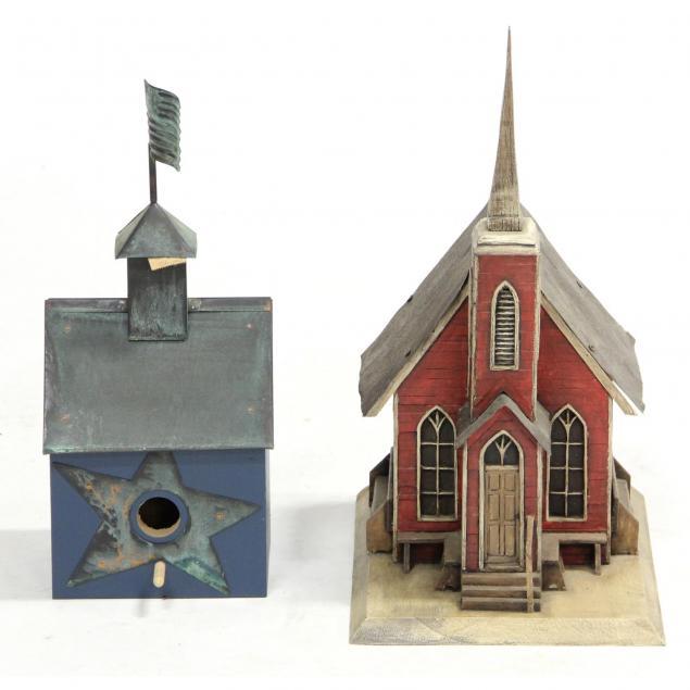 2-folky-decorative-birdhouses