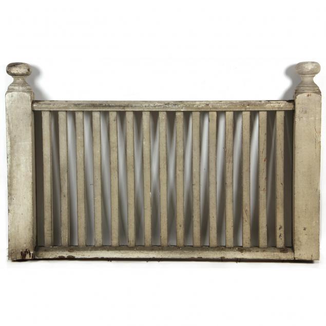 vintage-painted-wood-porch-railing