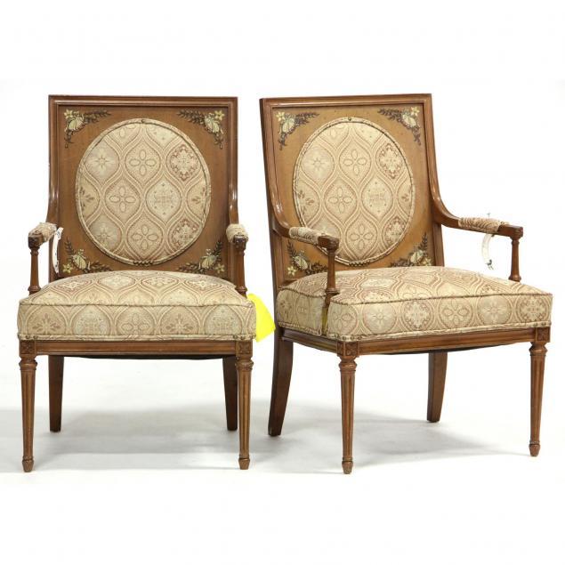 pair-of-italian-arm-chairs