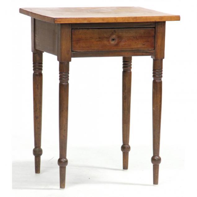 north-carolina-one-drawer-side-table