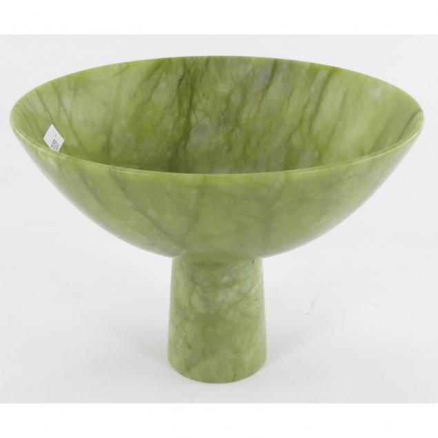 green-stone-bowl