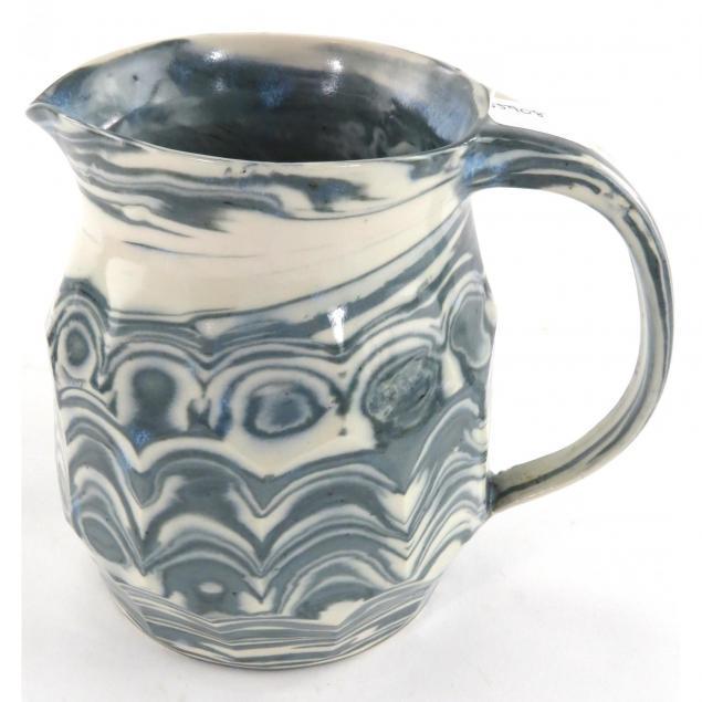 judy-hesselberth-nc-swirlware-pitcher