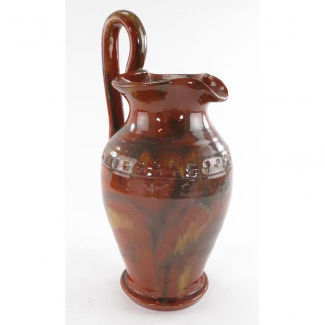 joe-owen-multi-glazed-rebecca-pitcher