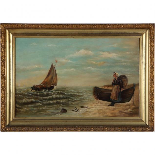 19th-century-american-coastal-scene