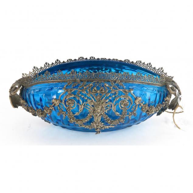 ormolu-mounted-glass-bowl