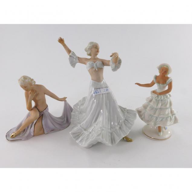 3-art-deco-porcelain-figures