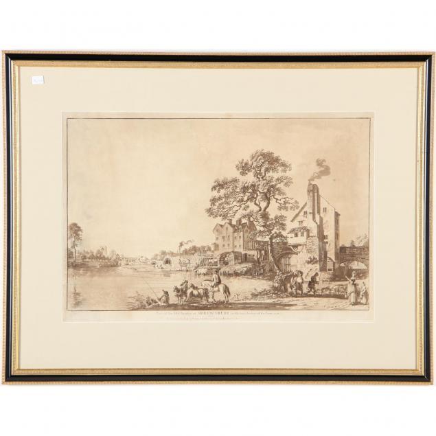 part-of-the-old-bridge-of-shrewsbury-english-engraving