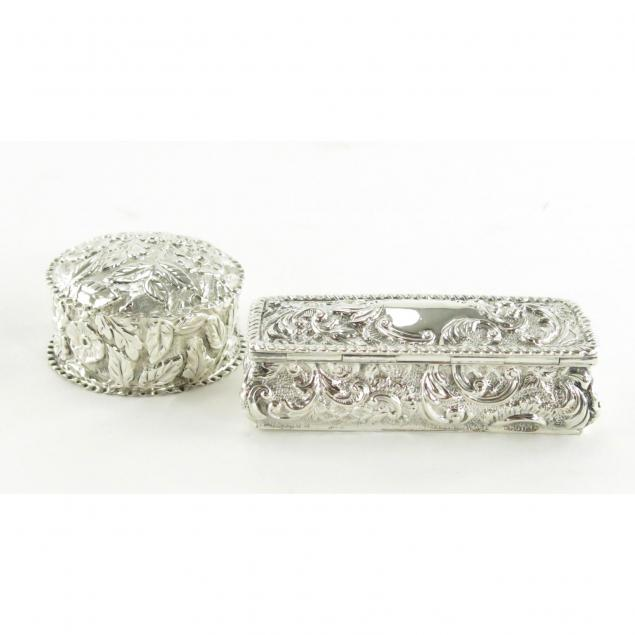 two-english-sterling-silver-boxes
